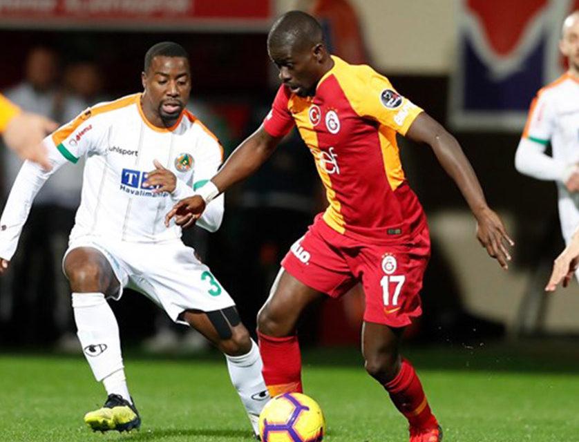 Alanyaspor 1-1 Galatasaray (20. runde)