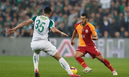 Bursaspor 2-3 Galatasaray (26. runde)
