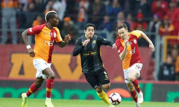 Galatasaray 3-0 Malatyaspor (27. runde)