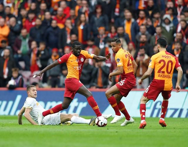Galatasaray 3-1 Kayserispor (29. runde)