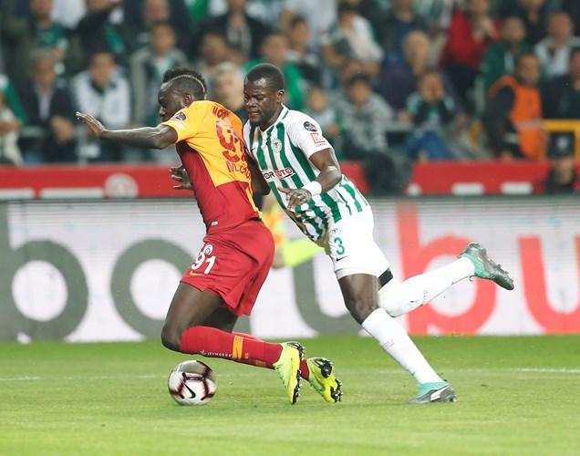 Konyaspor 0-0 Galatasaray (30. runde)