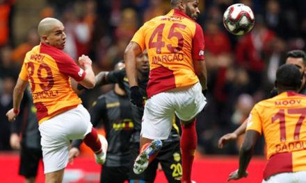 Galatasaray 0-0 Malatyaspor (Cup)