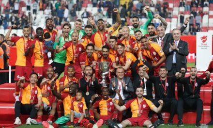Galatasaray vant den tyrkiske cupen!