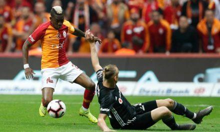 Galatasaray 2-0 Besiktas (31. runde)