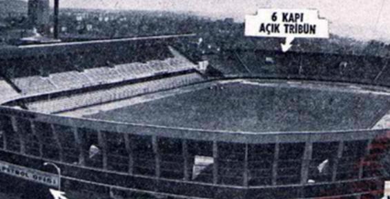 Første kamp for Galatasaray