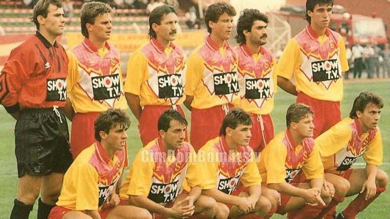 Seriemester 1992-93