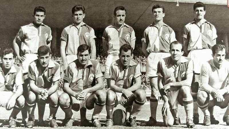 Seriemester 1962-63