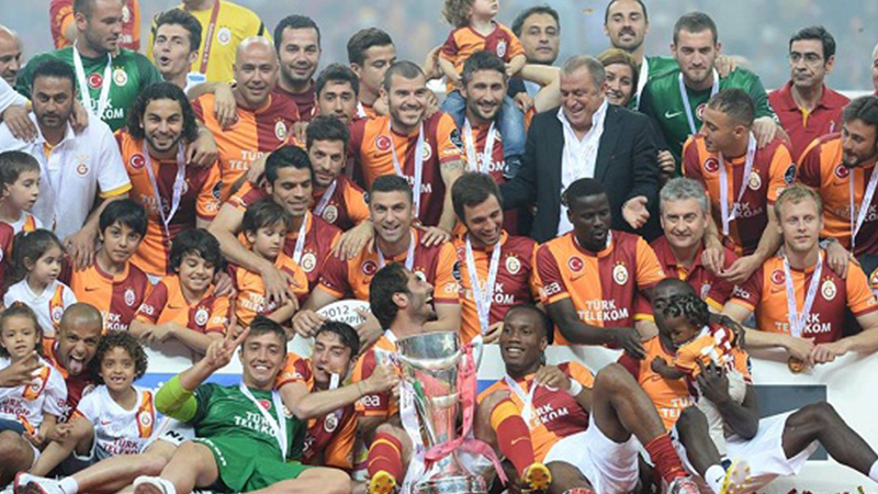Seriemester 2012-13