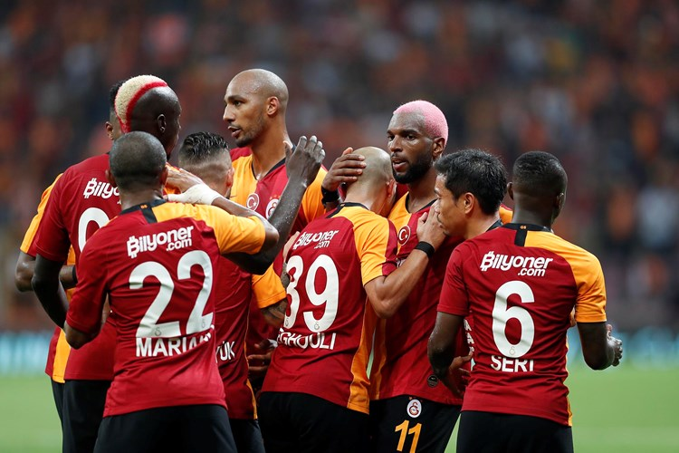 Galatasaray 1-1 Konyaspor (2. runde)