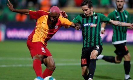 Denizlispor 2-0 Galatasaray (1. runde)