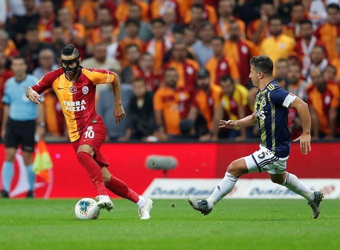 Galatasaray 0-0 Fenerbahce (6. runde)