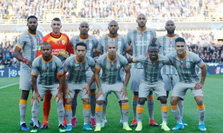 Club Brugge 0-0 Galatasaray (1. runde)