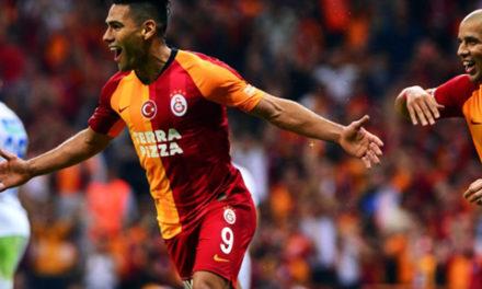 Galatasaray 1-0 Kasımpaşa (4. runde)
