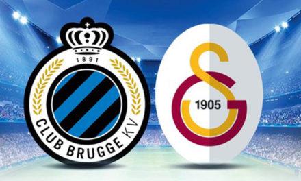 Før kampen: Club Brugge – Galatasaray