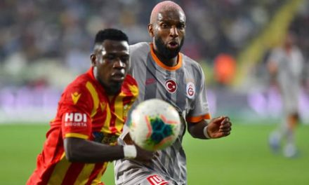 Malatyaspor 1-1 Galatasaray (5. runde)