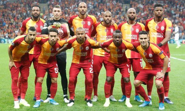 Galatasaray 0-1 PSG (2. runde)