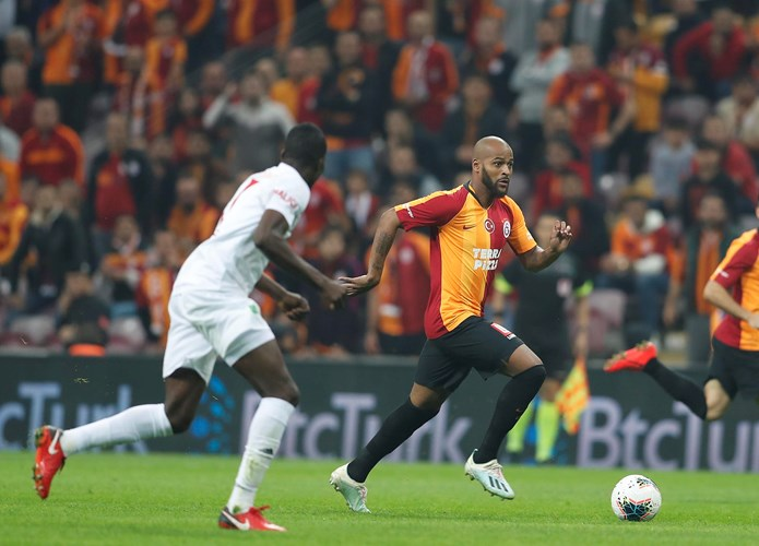 Galatasaray 3-2 Sivasspor (8. runde)