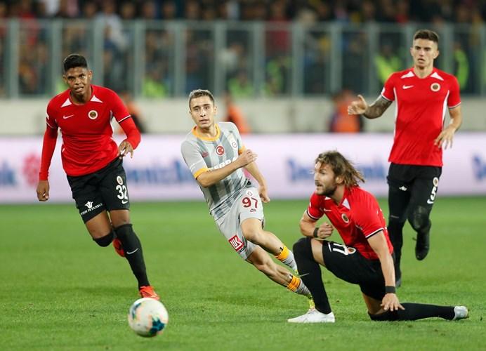 Gençlerbirliği 0-0 Galatasaray (7. runde)