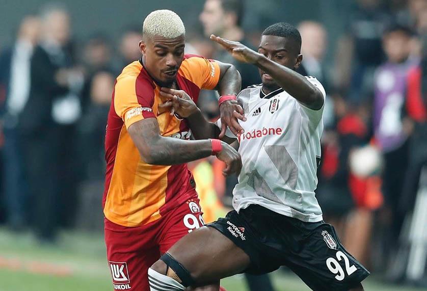 Besiktas 1-0 Galatasaray (9. runde)