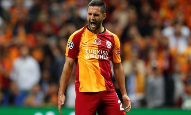 Galatasaray 0-1 Real Madrid (3. runde)