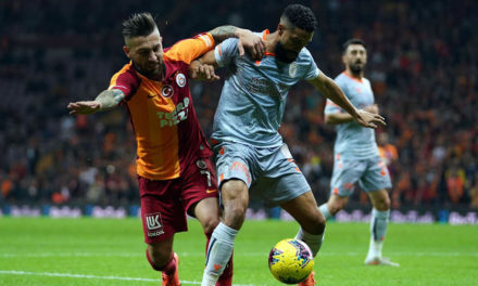 Galatasaray 0-1 Basaksehir (12. runde)