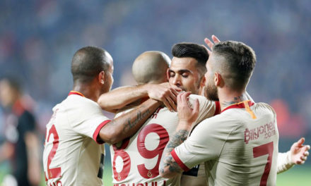 Gaziantep FK 0-2 Galatasaray (11. runde)