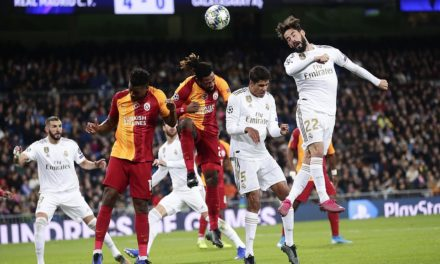 Real Madrid 6-0 Galatasaray (4. kamp)