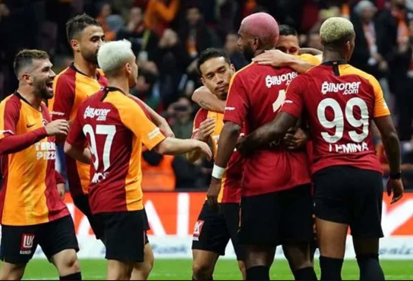 Galatasaray 2-0 Caykur Rizespor (10. runde)