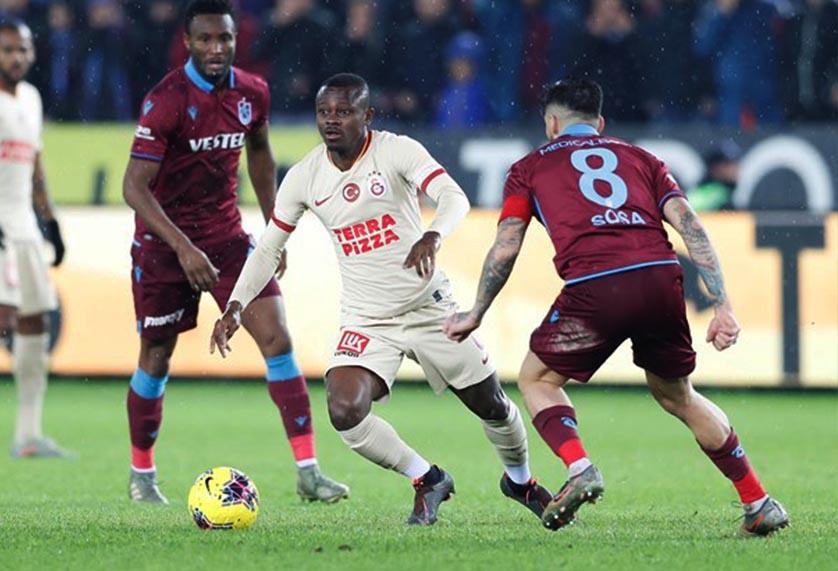 Trabzonspor 1-1 Galatasaray (13. runde)