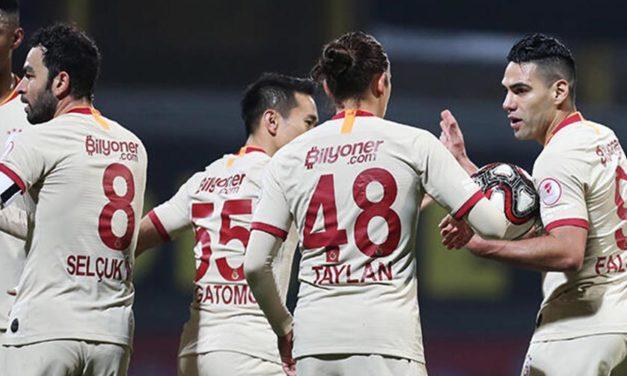 Tuzlaspor 0-4 Galatasaray (Cup)
