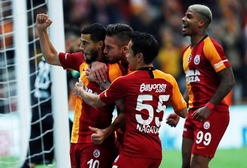 Galatasaray 1-0 Alanyaspor (14. runde)