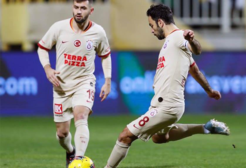 Göztepe 2-1 Galatasaray (16. runde)