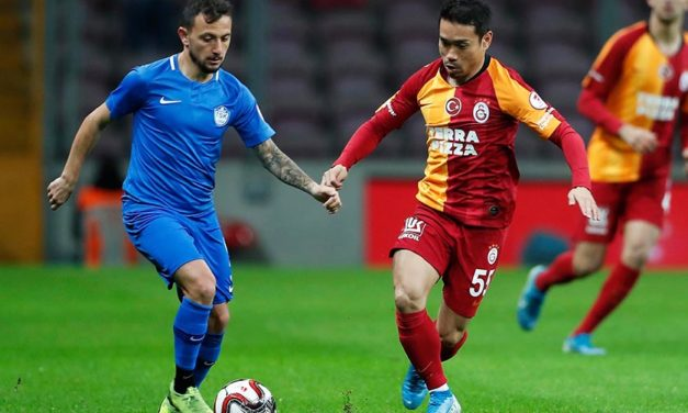 Galatasaray 0-2 Tuzlaspor (Cup)