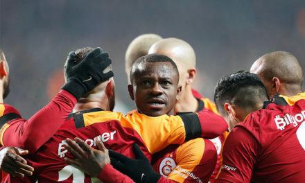 Konyaspor 0-3 Galatasaray (19. runde)