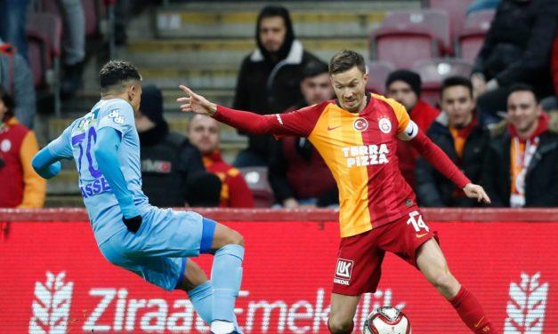 Galatasaray 2-1 C. Rizespor (Cup)