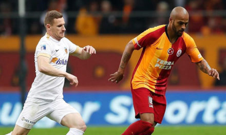 Galatasaray 4-1 Kayserispor (20. runde)
