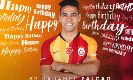Gratulerer med dagen Falcao og Selçuk