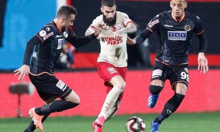 Alanyaspor 2-0 Galatasaray (Cup)