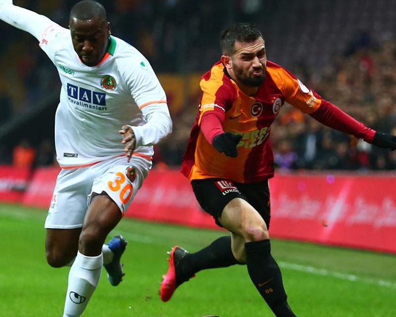 Galatasaray ute av cupen på bortemål
