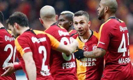 Galatasaray 1-0 Y. Malatyaspor (22. runde)