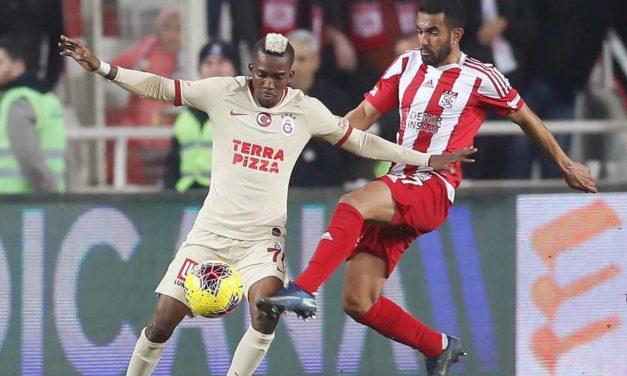 Sivasspor 2-2 Galatasaray (25. runde)