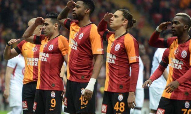 Galatasaray 3-0 Genclerbirligi (24. runde)