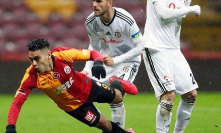 Galatasaray 0-0 Beşiktaş (26. runde)
