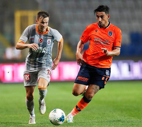 Basaksehir 1-1 Galatasaray (29. runde)