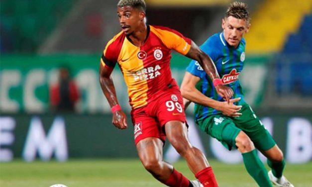 Rizespor 2-0 Galatasaray (27. runde)