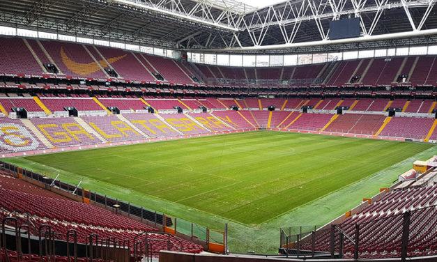 Galatasaray ender på en skuffende sjetteplass