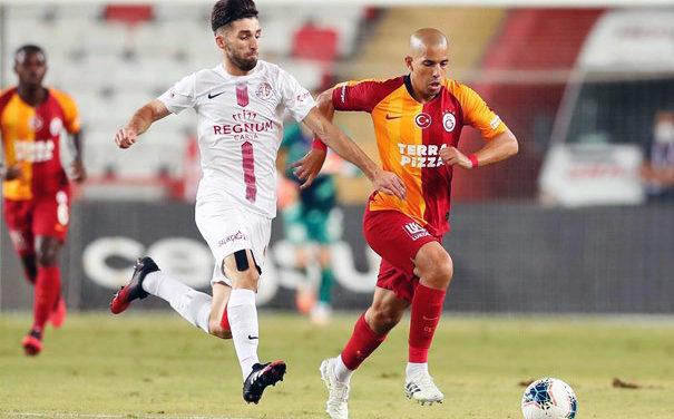 Antalyaspor 2-2 Galatasaray (34. runde)