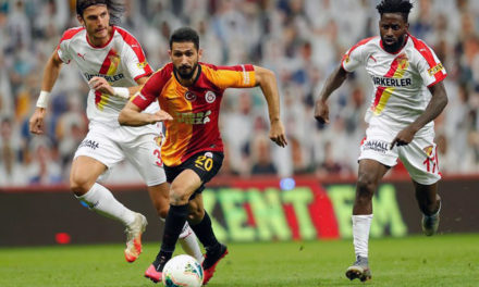 Galatasaray 3-1 Göztepe (33. runde)
