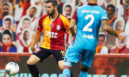 Galatasaray 1-3 Trabzonspor (30. runde)