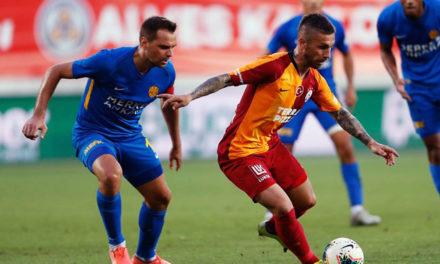 Ankaragücü 1-0 Galatasaray (32. runde)